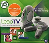 Leapfrog LeapTV Educational Active Video Game System (Includes 2 Game Cartridges)