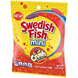 Swedish Fish Mini Candy, Crush Soda Fruit Mix