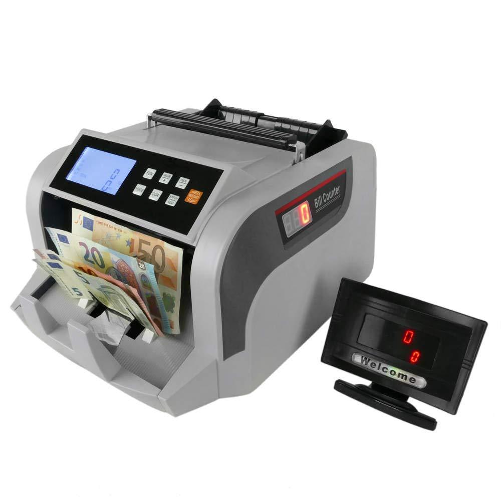PrimeMatik - Contatore di Valore di Banconote con rilevazioni IR MG MT UV PrimeMatik.com