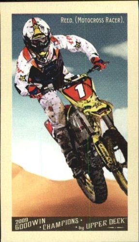 2009 Upper Deck Goodwin Champions Mini #55 Chad Reed