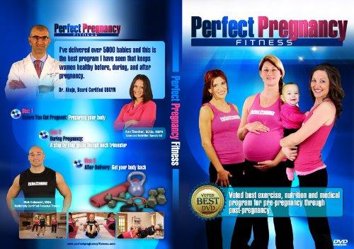 Perfect Pregnancy Fitness DVD 3 Disc Set