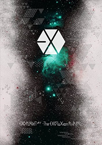 New Exo Planet  2 The Exoluxion In Japan First Limited Edition 2 Dvd Box F S