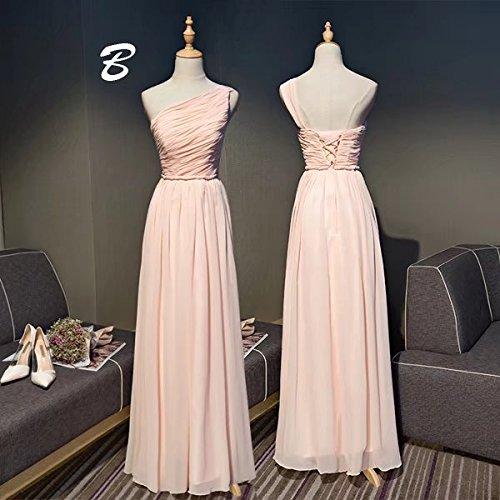 有彩色の貝殻セッション【ノーブランド品】パーティドレス ロングドレス パーティードレス 全5タイプ 体型カバー 大人 ドレス 大きいサイズ 二次会 ピンク ワンピース 20代 30代 40代 レディース