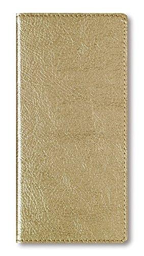 Adressbuch Pocket Glamour Gold - Notizbuch / Taschenplaner (8,5 x 17) - 112 Seiten Kalender – 1. Juni 2011 Alpha Edition 3840709172 Sonstiges (Adreßbücher Alben