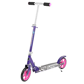 FGKING Adultos Scooters, Patinete de Kick Plegable para ...