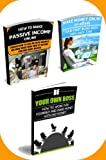 MONEY ONLINE: How To Make Money On The Internet: 3 Websites That Pay You To Work In Your Pajamas (The Ultimate Online Business Bundle) (Making Money Online Series) Review
