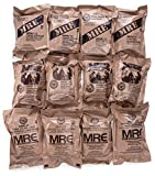 2021 MREs (Meals Ready-to-Eat) Genuine