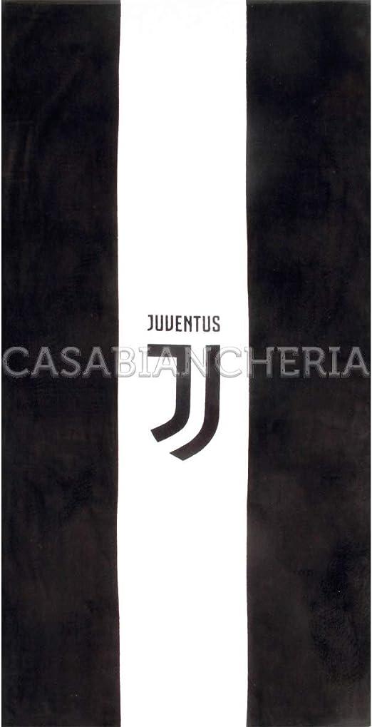 Toalla de algodón con el logo del club de fútbol Juventus, de 70 x ...