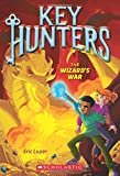 The Wizard's War (Key Hunters #4) (4)