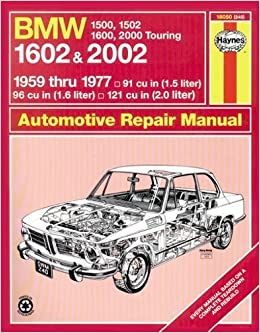 bmw 1602 and 2002 haynes workshop manual (classic reprints series: owner's  workshop manual) paperback – 1 sep 1988