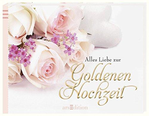 Alles Liebe zur Goldenen Hochzeit