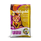 Discontinued By Manufacturer: Solid Gold Furrever Young Dry Cat Food, 15Lb