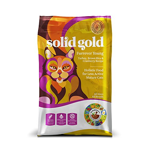 Solid Gold Furrever Young Food