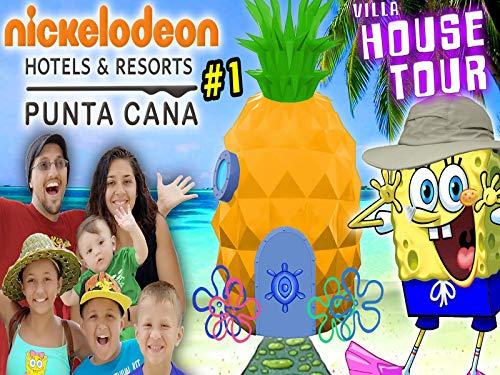 (Sponge Bob House Tour In Real Life!)