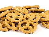 yogurt pretzels - Cinnamon Honey Pretzel Grahams (1 Pound Bag)