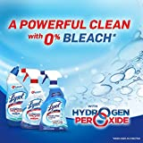 LysolPower and Free Bathroom Cleaner, 22 Ounce