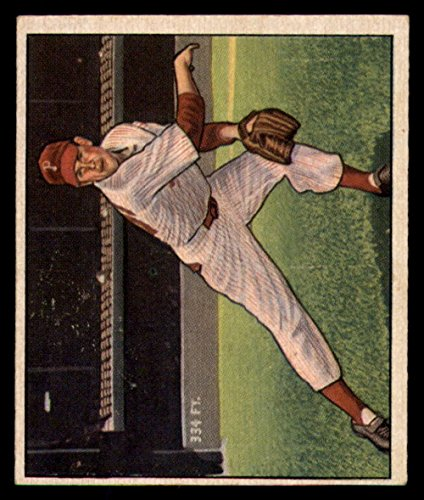 Baseball MLB 1950 Bowman #32 Robin Roberts EX/NM Phillies