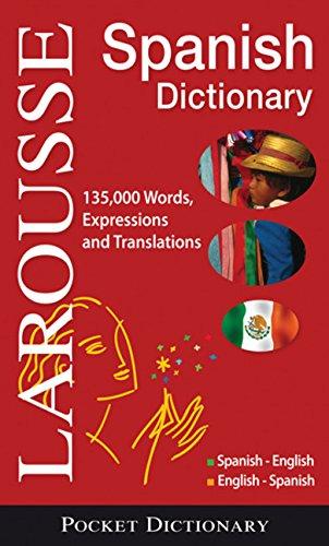 Larousse Pocket Dictionary: Spanish-English / English-Spanish (Spanish and English Edition) pdf epub