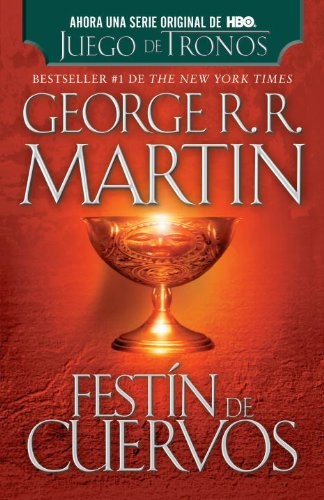Fest%C3%ADn cuervos Spanish George Martin