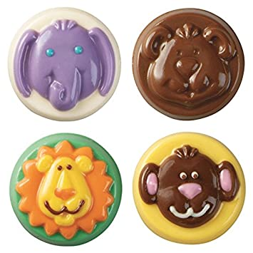 Amazon Wilton Animals Cookie Candy Mold Candy Making Molds