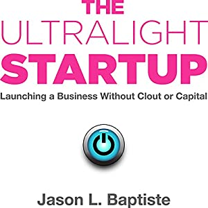 The Ultralight Startup Audiobook