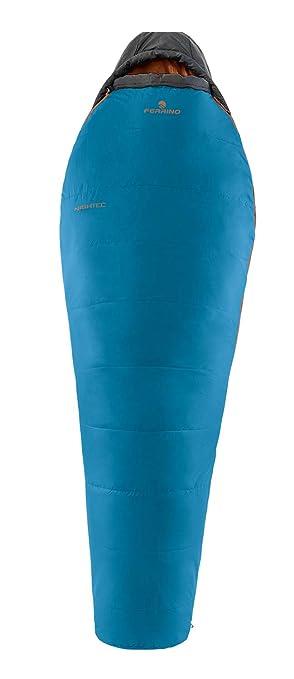 ferrino nightech 800, Saco de Dormir Unisex Adulto, Azul, única: Amazon.es: Deportes y aire libre