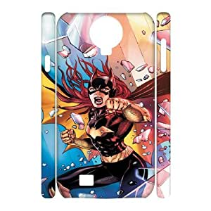 Catwoman FG0049354 3D Art Print Design Phone Back Case Customized Hard Shell Protection SamSung Galaxy S4 I9500