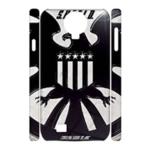 LTTcase Custom agents of shield 3D Case for samsung galaxy s4 i9500