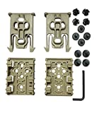 #3: Safariland ELS Kit, Contains 2 Each of ELS 34 and ELS 35