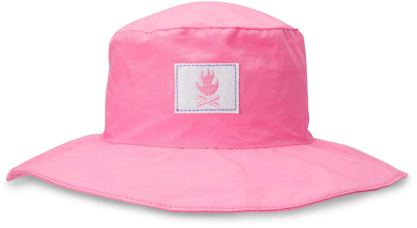 Pavilion 12-24 Month Pink Camping Baby Girl Hat