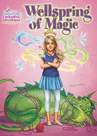 book cover of Wellspring of Magic