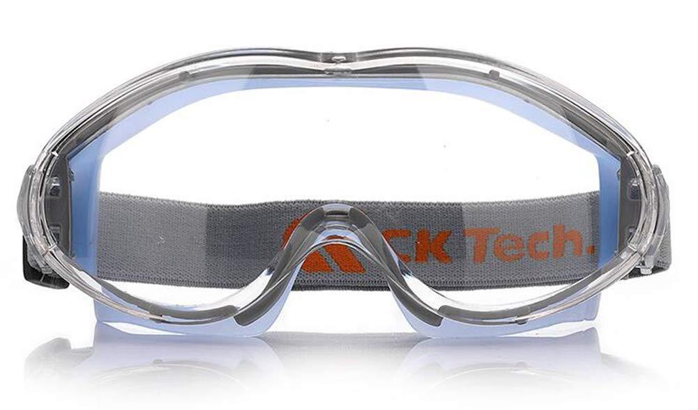 PsgWXL Anti-Schock-Schutzbrille Transparente Schutzbrille Reiten Staubdichte Schutzbrille Spritzschutz Arbeitsschutz Männer Und Frauen
