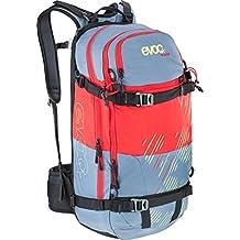 Evoc FR Guide Women EVFRGW-SM Stone/Red Medium/Large Daypack Backpack