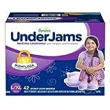 Pampers Underjams Absorbent Night Wear Girls (Size 8 Girls - 40 Ct.) - SCS