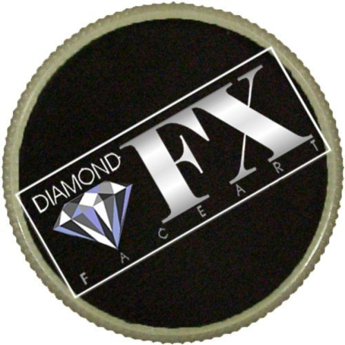 Diamond-FX-Essential-Face-Paint-Black-32-gm