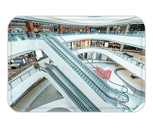 Beshowere Doormat interior of modern shopping - Mall Lighthouse The