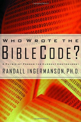 Book pdf the bible code
