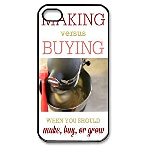 DIY Give Me A Good Cup Of Coffee Iphone 4,4S Case, Give Me A Good Cup Of Coffee Custom Case for iPhone 4, iPhone 4s at Lzzcase