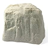 EMSCO Group Landscape Rock – Natural Sandstone Appearance – Large – Lightweight – Easy to Install