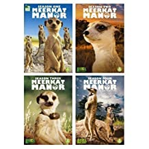Meerkat Manor - Complete First, Second, Third & Fourth Season