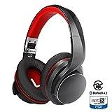 AUSDOM Wireless Headphones/Headset, Bluetooth...