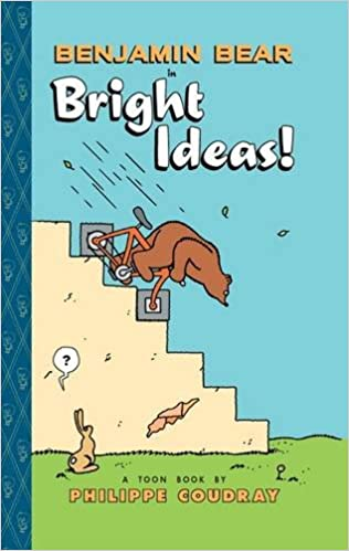 Image result for benjamin bear in bright ideas philippe coudray