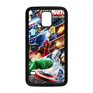 DAZHAHUI Lego marvel super heroes Case Cover For samsung galaxy S5 Case