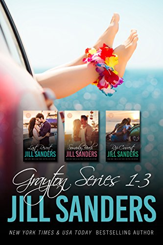 3-in-1 BOXED SET ALERT from NY Times and USA Today bestselling author Jill Sanders:  Grayton Series Books 1-3