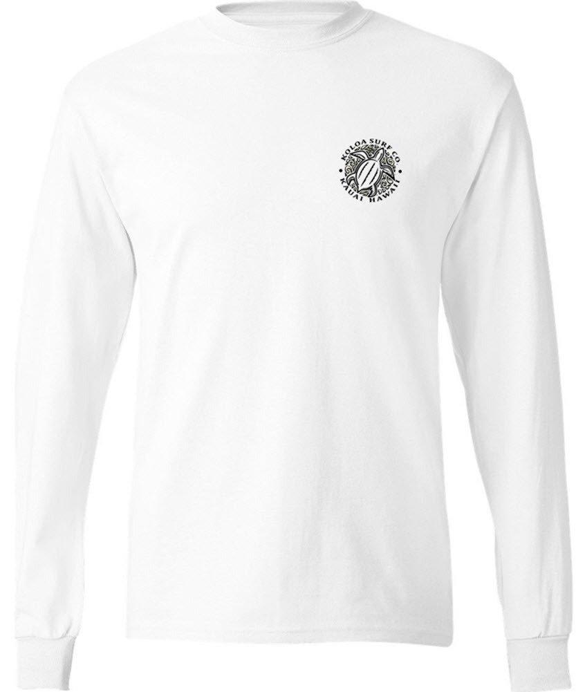 Joe's USA SHIRT メンズ B06Y6DY58M M|White With Black Turtle Logo White With Black Turtle Logo M