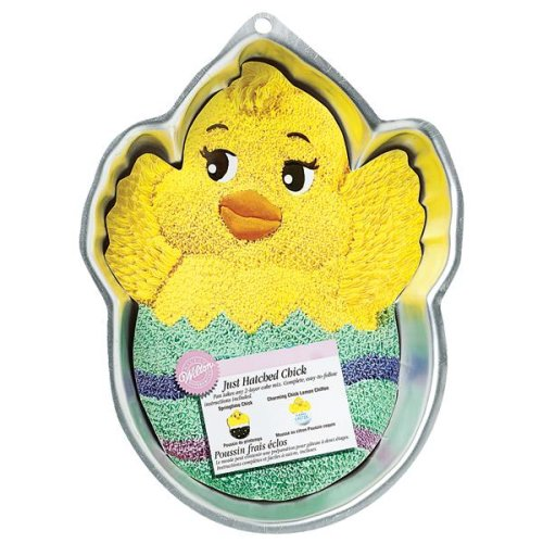 Wilton Just Hatched Chick Baby Chicken In Egg (2105-2060, 2002) Retired