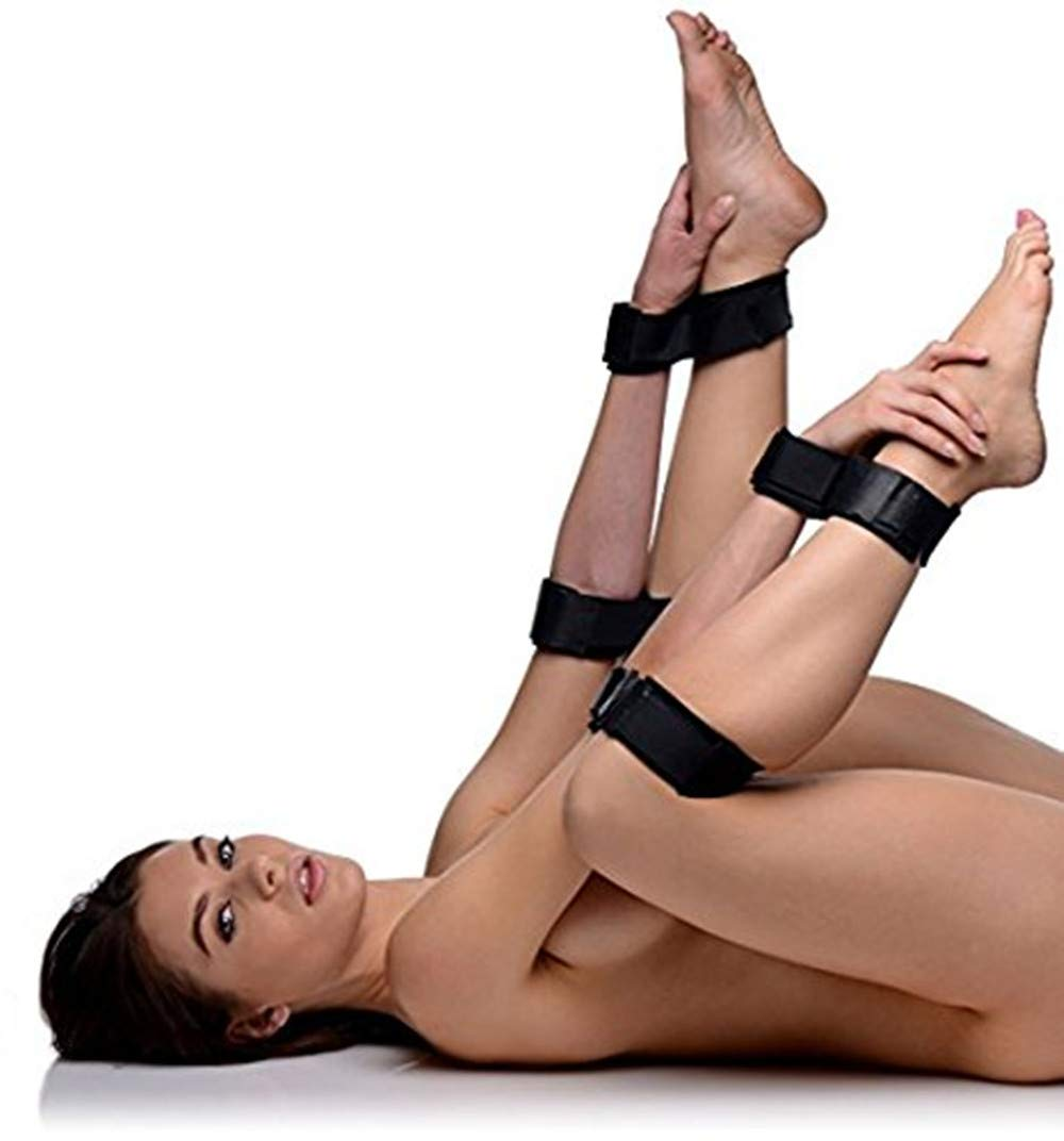 LUCKY YXL Double Leg and Arm Restraints