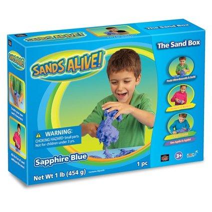 Sands Alive! Sapphire Blue Sand (Refill Dough)