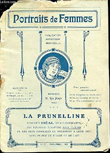PORTRAITS DE FEMMES [No 37] du 01/11/1911 - MADAME DE LA VALLIERE PAR ()