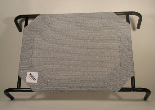 Coolaroo-Elevated-Pet-Bed-with-Knitted-Fabric